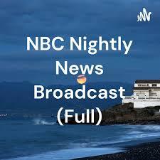 NBC Nightly News Broadcast (Full) - May 12th, 2021