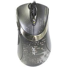 Проводная <b>Мышь A4Tech V-Track</b> Gaming F4 (X7) Black — купить ...