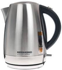 Купить <b>Электрочайник Redmond RK-M172</b> серебристый по супер ...