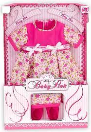 <b>Одежда для куклы</b> девочки <b>LokoToys</b> Baby Pink 98224 - купить в ...