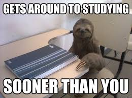 Productive Sloth memes | quickmeme via Relatably.com