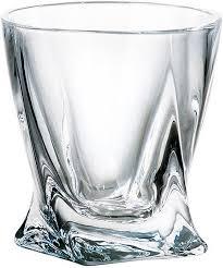 Набор <b>стопок</b> для водки Crystalite <b>Bohemia Quadro</b>, 55 мл, 6 шт ...