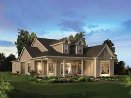 Beautiful Country House Plans   Wraparound Porch Ideas   Modern    Southern House Plans Wraparound Porch