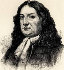 William Penn, founder of Pennsylvania, (1644 - 1718)