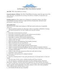 job duties cna fko certified nursing assistant resume examples cna administrative assistant job resume examples