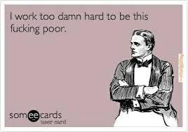 FunnyMemes.com • Funny memes - [I work too damn hard] via Relatably.com