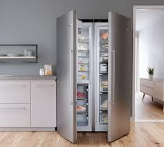 <b>Холодильники Side</b> by <b>Side</b> от <b>Bosch</b>