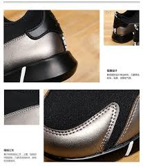 Women's sneakers shoes 2019 <b>spring and</b> autumn <b>new</b> elastic sets ...