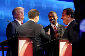 Image result for republican colorado debate images