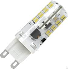 Светодиодная <b>LED</b> лампа <b>X</b>-<b>flash</b> XF-G9-64-S-3W-4000K-220V ...