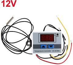 Motto.h Digital Thermostat, Relay Sensor Digital LED ...