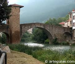 Resultado de imagen de riachuelo puente romano