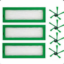 Best Sell <b>3 Filters 4 Side</b> Brushes Vacuum Cleaner Home Tool For ...