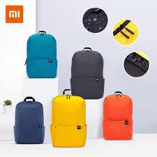 <b>Xiaomi Mi</b> Casual <b>Backpack</b> 10L <b>Original</b> Mi Leisure Sports Bag ...