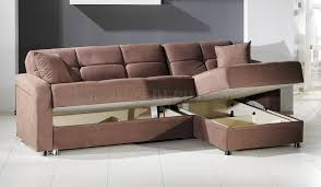 bed sofa with storage vision sec rainbow sectional sofa bed storage in truffle by sunset cado modern furniture modern sofa