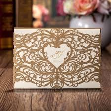 Aliexpress com   Buy Wholesale Wedding Invitations Elegant Laser