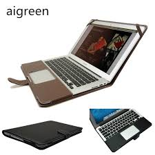 2020 Newest <b>Leather Sleeve Case</b> For Macbook Pro 13, Pro 15 ...