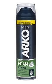 Пена для <b>бритья</b> ARKO Men <b>hydrate</b> | Watsons