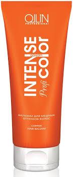 Ollin <b>Бальзам для медных оттенков</b> волос Intense Profi Color ...