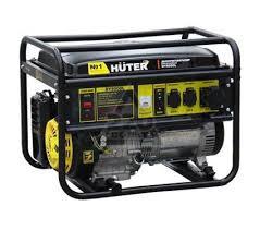 <b>Бензиновый генератор Huter DY9500L</b> - цена, отзывы, фото и ...