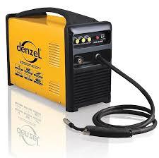 Испытания прошел! <b>Сварочный аппарат Denzel</b>™ MIG 160