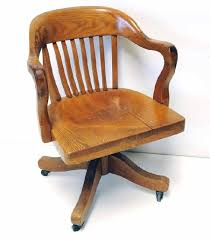 desk chairs desks and solid wood on pinterest antique deco wooden chair swivel