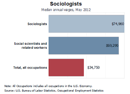 career options sociology college of liberal arts and sciences the workers in an occupation earned more than that amount and half earned less the lowest 10 percent earned less than 43 280 and the top 10 percent