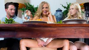 Kitchen DigitalPlayground Video Trailers Stuffing the Turkey Julia Ann