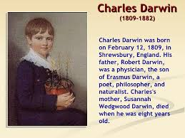 「1836, charles darwin returned from world tour」の画像検索結果