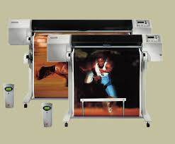 durable graphics printing <b>hp designjet cp</b> series for print service ...