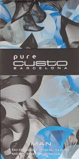<b>Custo Barcelona Pure</b> Eau de Toilette 100 ml - Buy Online in Guam ...