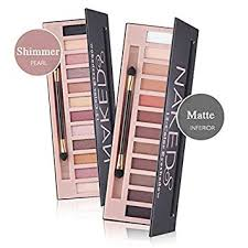 Makeup Naked Eyeshadow Palette 12 Color Natural ... - Amazon.com