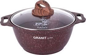 """Купить <b>Кастрюля 2л</b> со стекл. крышкой, АП линия """"Granit ultra ..."""