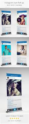 best instagram ad templates for 2016 instagram style rollup banner