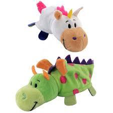 Купить <b>игрушку 1Toy Вывернушка</b> 2 в 1 плюшевая (Единорог ...