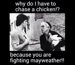 Mayweather Vs. Pacquiao Memes: See The Best Jokes From The So ... via Relatably.com