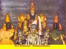 திருநின்றவூர் ; சமுத்திரராஜனின் மகளான லட்சுமி பரந்தாமனுக்கே தாயானது எப்படி?