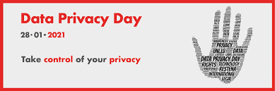 Data Privacy Day – On <b>28 January 2021</b>, take control of your privacy ...