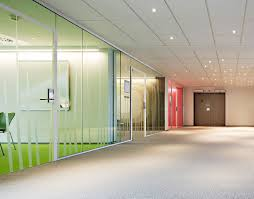 colorful office interior glass design with large partitions excerpt modern real estate office design amaazing riverside home office executive desk