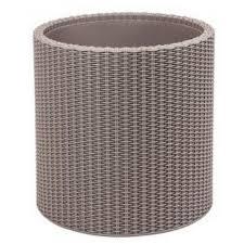 <b>Кашпо</b> M <b>Cylinder Planter Keter</b> (1001586203) купить в Москве в ...