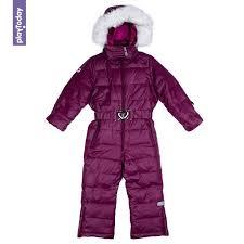 <b>Комбинезон PLAYTODAY</b> для девочек зимний 372103, купить по ...