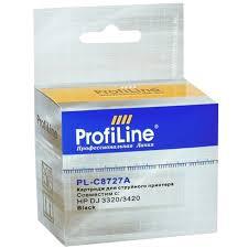 <b>Картридж</b> ProfiLine HP PL-C8727A <b>№27 Black</b>: купить за 745 руб ...