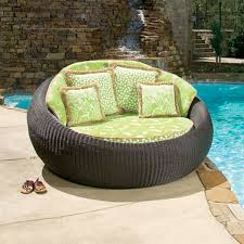 image of outdoor furniture chaise lounge wicker chez lounge furniture