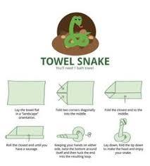 How <b>To Do</b> Cute Towel Foldings & Other Creative Ways To Fold ...