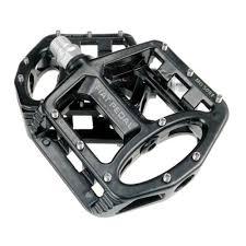 <b>1Pair Aluminum Pedals</b> Trekking MTB <b>Bike Pedal</b> 2 DU Bearing ...