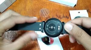 <b>K2</b> Smartwatch Review and Unboxing - YouTube