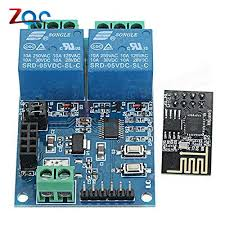 Online Shop DC <b>5V</b> ESP8266 ESP-01 <b>2 Channel</b> WiFi <b>Relay</b> ...