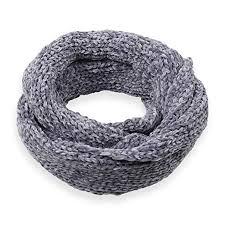 Knit <b>Winter</b> Infinity Circle Loop <b>Scarf 2018</b> Newest Handmade ...