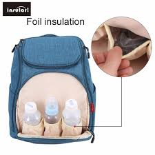 <b>Insular</b> Baby <b>Mummy Maternity</b> Nappy stroller <b>changing</b> Bag Large ...