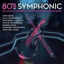 <b>Various Artists</b> - <b>80s</b> Symphonic | Rhino